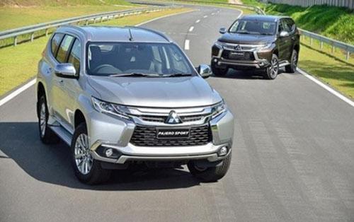 Perbedaan Tipe Mitsubishi Pajero Sport