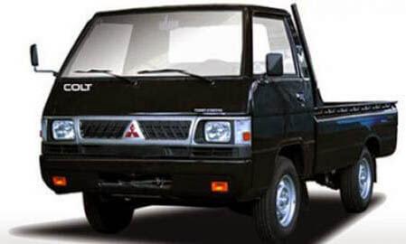 Kekurangan & Kelebihan Mitsubishi Pick Up L-300