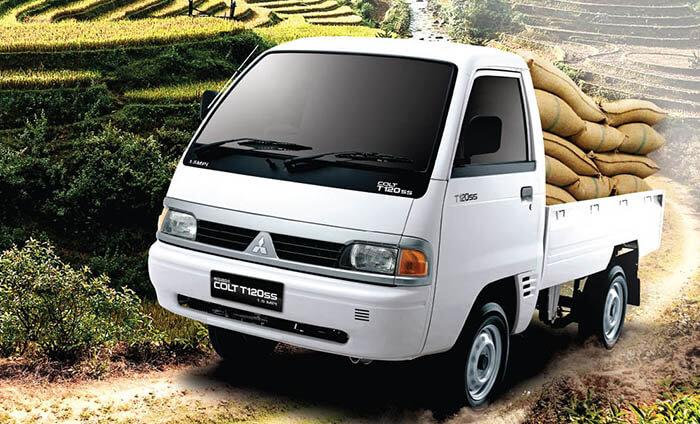 Harga Mitsubishi Pick Up T120SS 2018 Bandung
