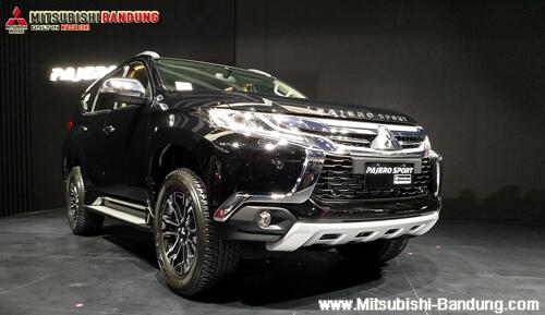 Mitsubishi Pajero Sport Rockford Fosgate Limited Edition di IIMS 2018