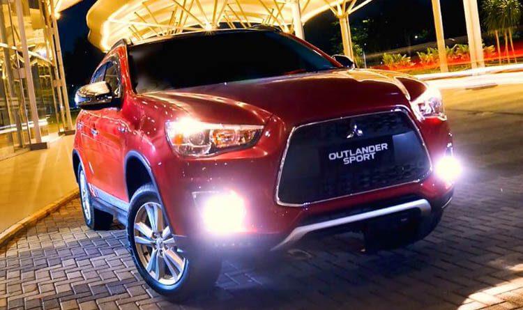 Harga Mitsubishi Outlander 2018 Bandung