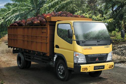 Kredit Truk Mitsubishi Colt Diesel Bandung