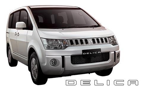 Kredit Mitsubishi Delica 2018