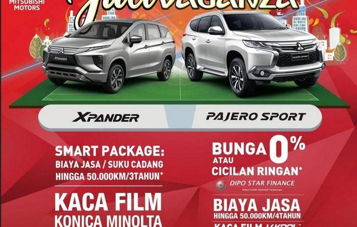 promo-mitsubishi-xpander-pajero-sport-bandung