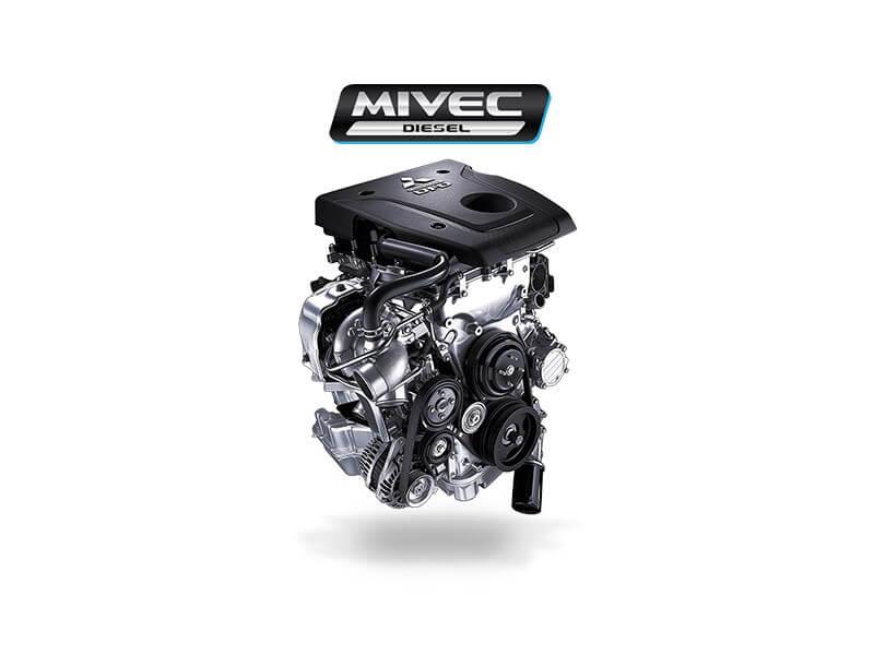 Mitsubishi Pajero Sport Rockford Fosgate-engine-mivec