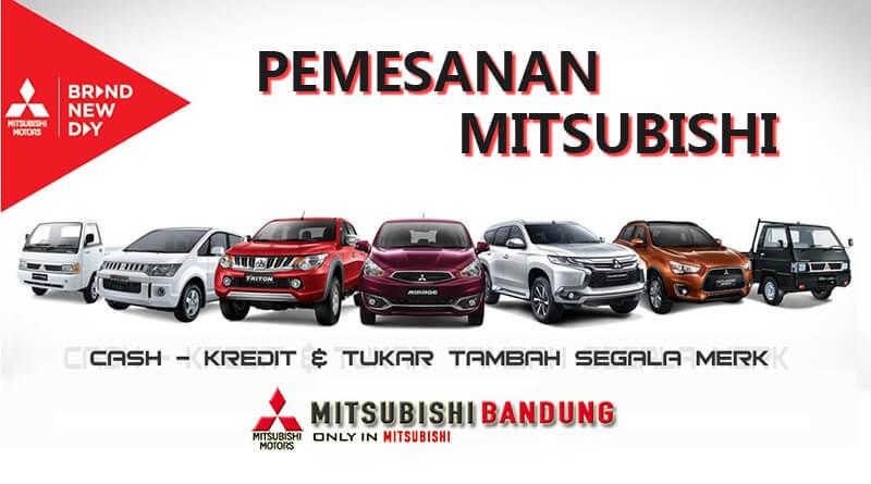 Pemesanan Mitsubishi Bandung