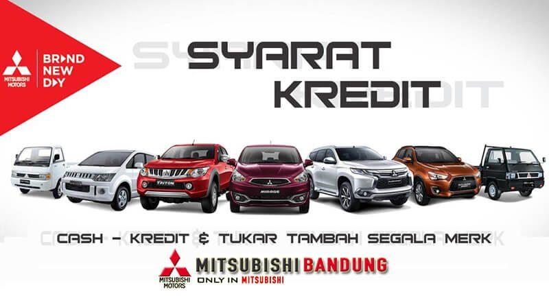 Persyaratan Kredit Mitsubishi Bandung