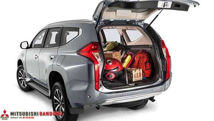 Bagasi Mitsubishi Pajero Sport