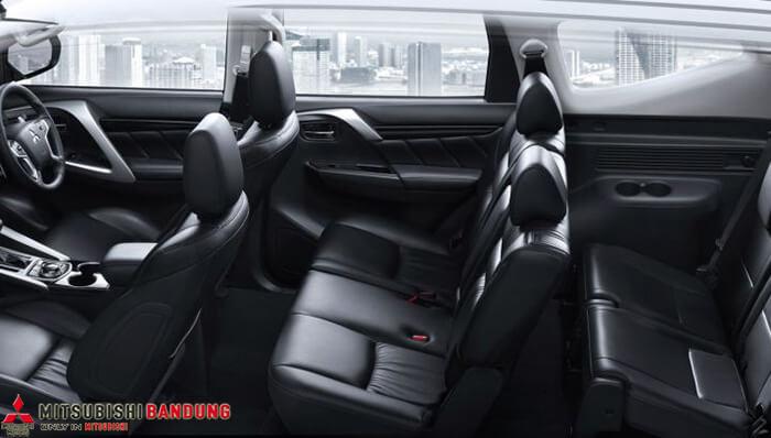 Kursi Mitsubishi Pajero Sport