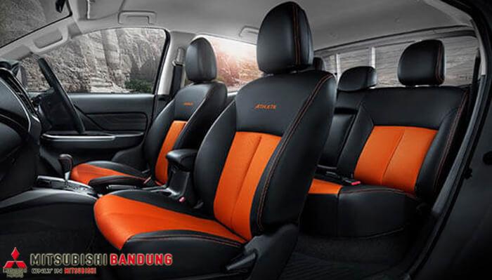 Dashboard Mitsubishi Strada Triton