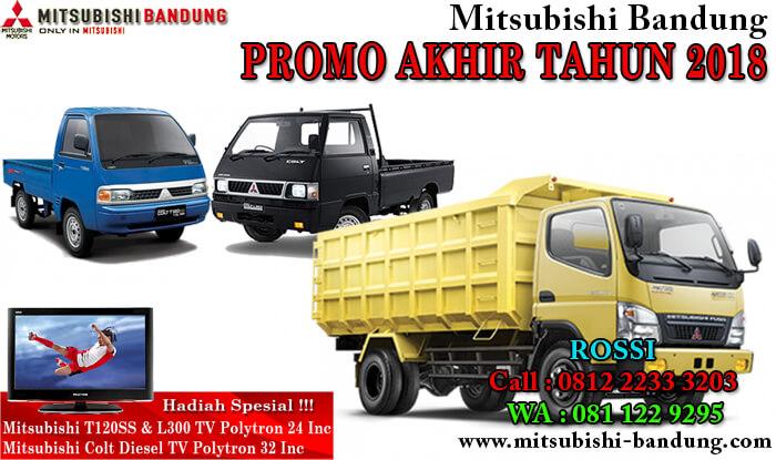 Promo Bonus Akhir Tahun Mitsubishi Bandung