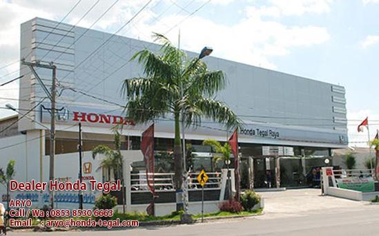 Honda Tegal