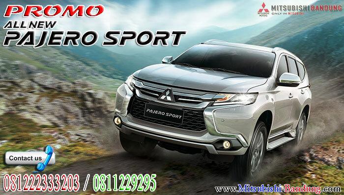 Promo Pajero Sport 2019 Bandung