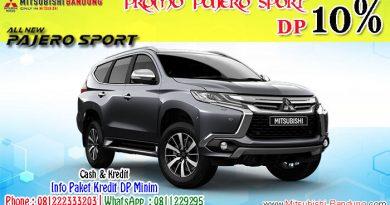 Promo DP 10% Pajero Sport 2019 Bandung