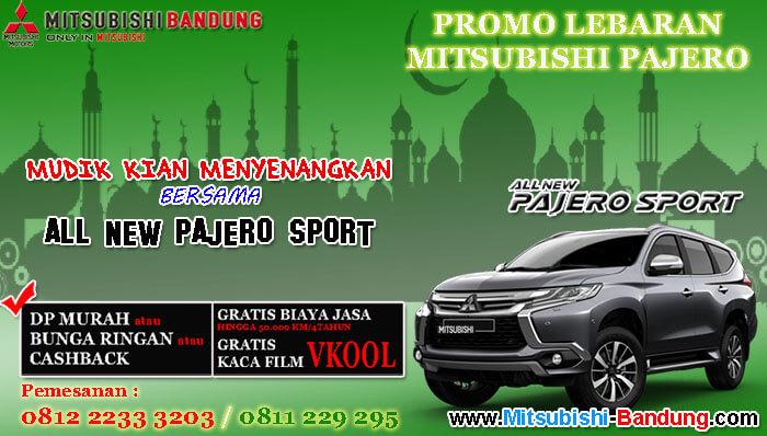 Promo Lebaran Pajero Sport