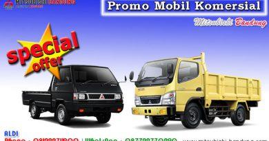 Promo Mobil Komersial Mitsubishi Bandung