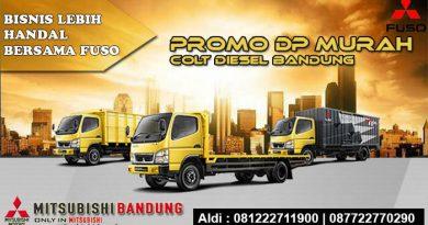 Promo DP Murah Colt Diesel Bandung