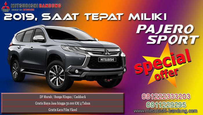 Promo Pajero Sport Bulan Juli 2019