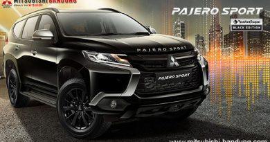Mitsubishi Pajero Sport RF Black Edition 2019