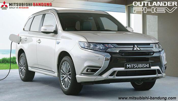 Spesifikasi Mitsubishi Outlander PHEV