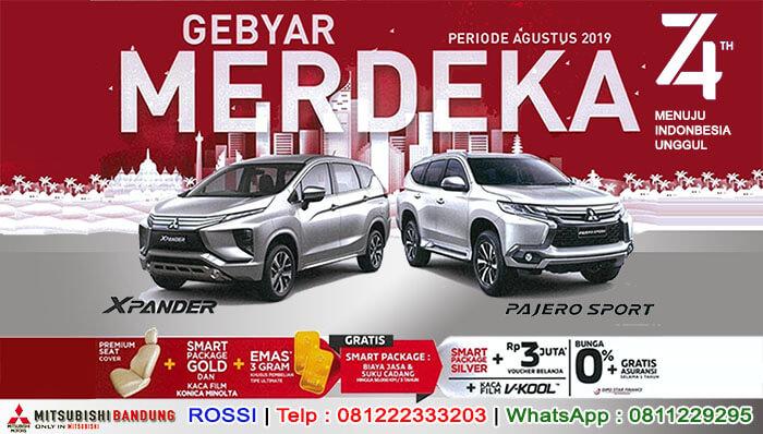 Gebyar MERDEKA Mitsubishi Bandung
