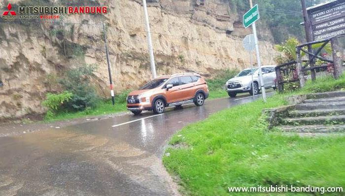 Mitsubishi Xpander Cross Berpetualang di Jalur Pegunungan Bromo