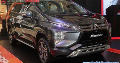 Mitsubishi Xpander Kini Pakai Lampu LED