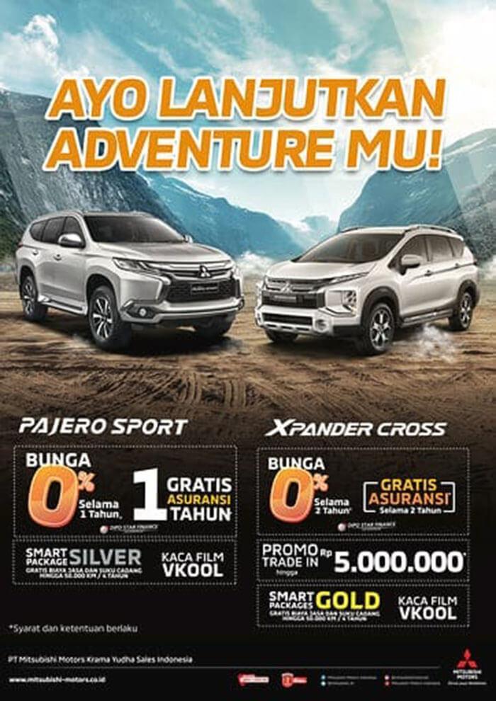 Promo Mitsubishi Bandung Maret 2020