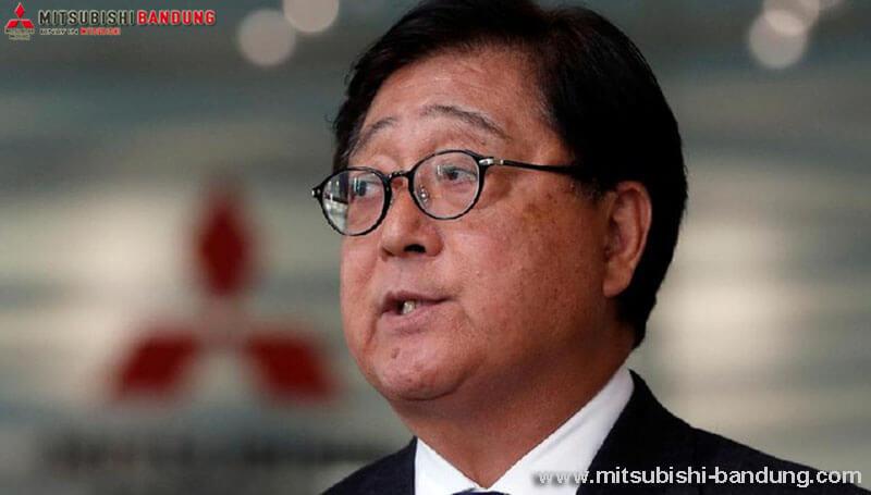 Bos Mitsubishi Mengundurkan Diri dari Jabatannya Karena Ada Masalah Kesehatan