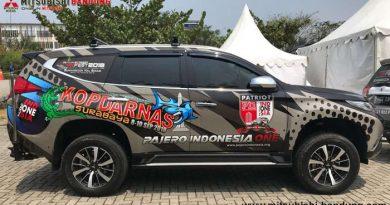 Misi Khusus Dukung Era New Normal di Bawa oleh Mitsubishi Pajero Sport