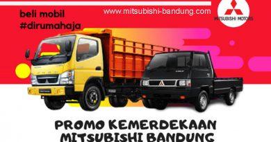 Promo Kemerdekaan L300 dan Colt Diesel Mitsubishi Bandung
