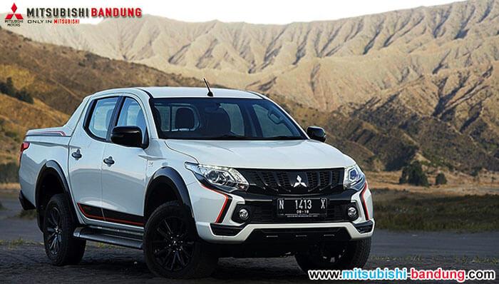 Mitsubishi New Triton (2019)