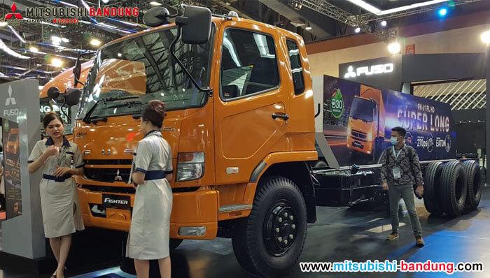 Penjualan Mitsubishi Fuso Naik di Musim Pandemi