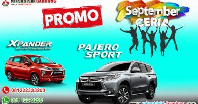 Promo September Ceria Mitsubishi Bandung 2020